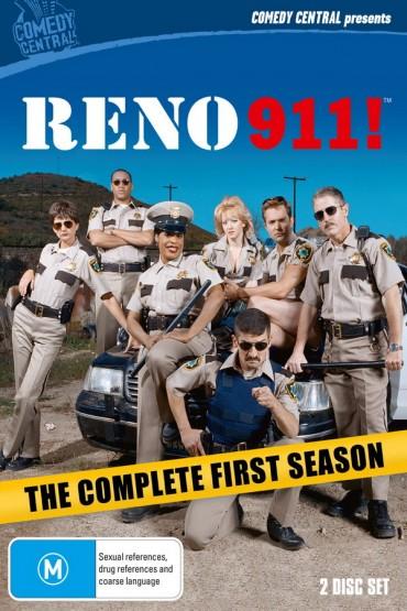Reno 911 Font
