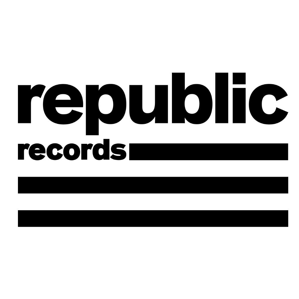 Republic Records Font