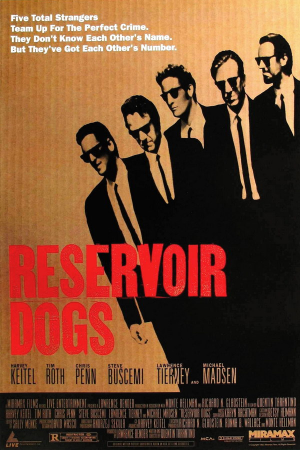 an analysis of reservoir dogs a film by quentin tarantino With reservoir dogs, quentin tarantino started as he meant to go on and what he meant to go on to be is evident from the opening shots of the movie: an auteur, no less simply to tell the story of a heist gone wrong would seem to have held little appeal to a writer.