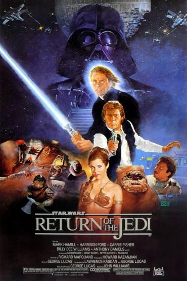 Return of the Jedi Font