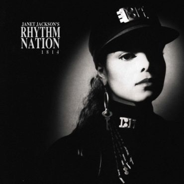 Rhythm Nation 1814 Font