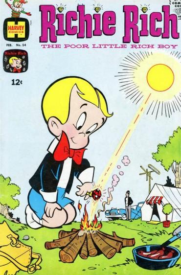 Richie Rich (Comics) Font