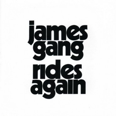 James Gang Rides Again Font