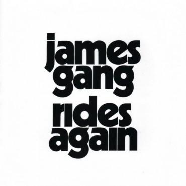 James Gang Rides Again Font