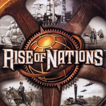 Rise of Nations Font