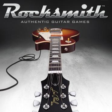 Rocksmith Font