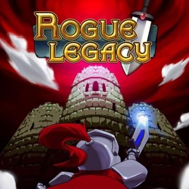 Rogue Legacy Font