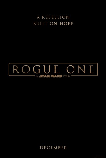 Rogue One (film) Font