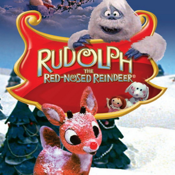 Rudolph Font and Rudolph Logo