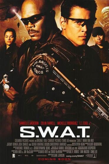 S.W.A.T. Font