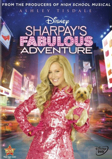 Sharpay's Fabulous Adventure Font