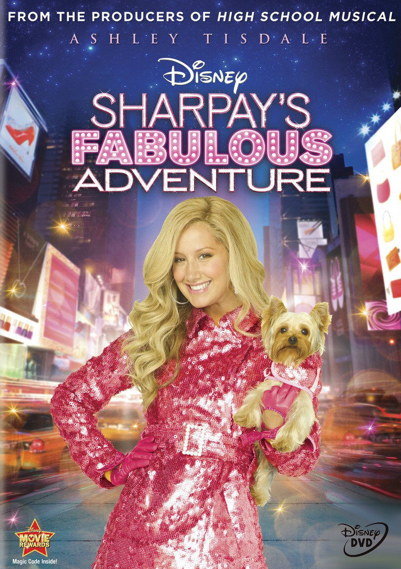 SHARPAYS FABULOUS ADVENTURE FONT_m