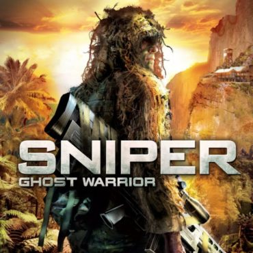 Sniper Ghost Warrior Font