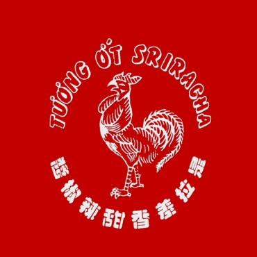 Sriracha Sauce Font
