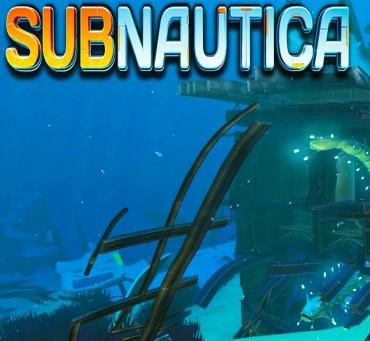 Subnautica (video game)  Font