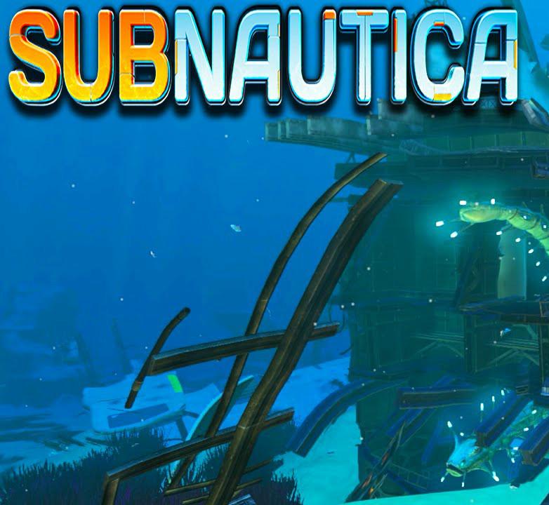 SUBNAUTICA GAME FONT_m