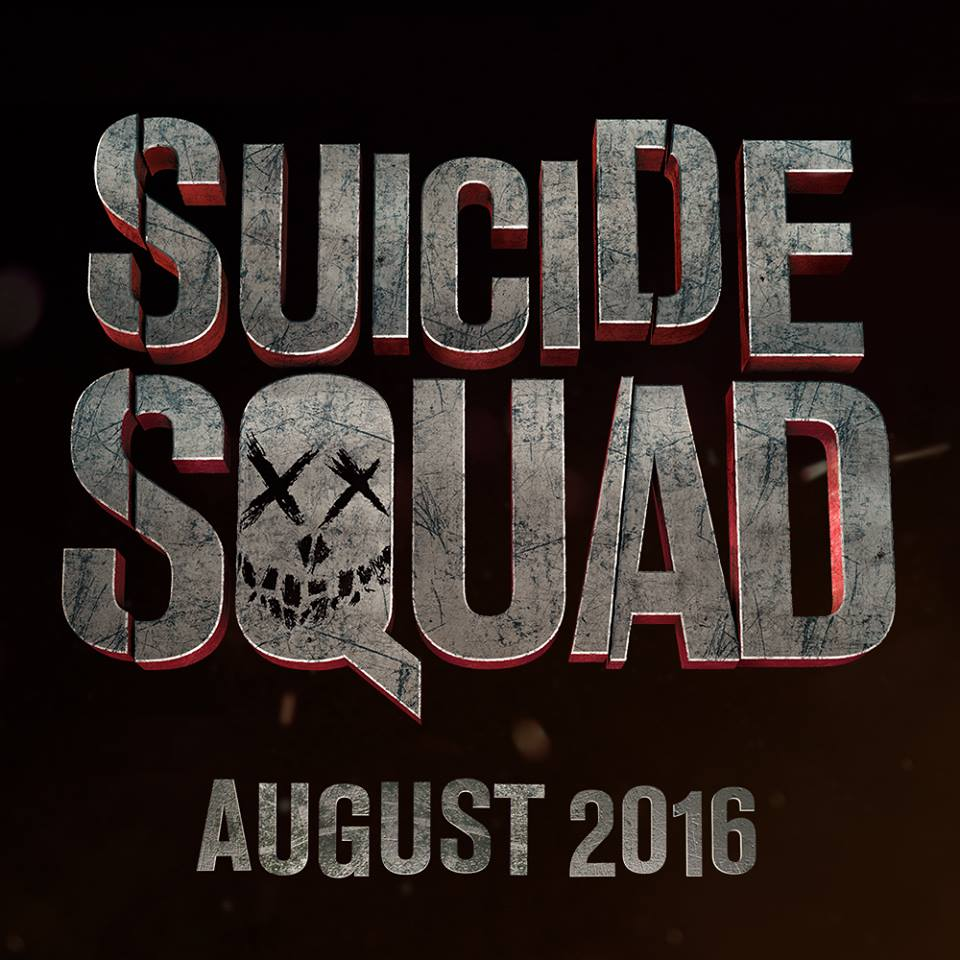 SUICIDE SQUAD FILM LOGO