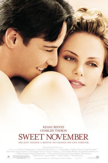 Sweet November (film) Font