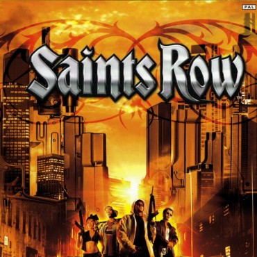 Saints Row Font