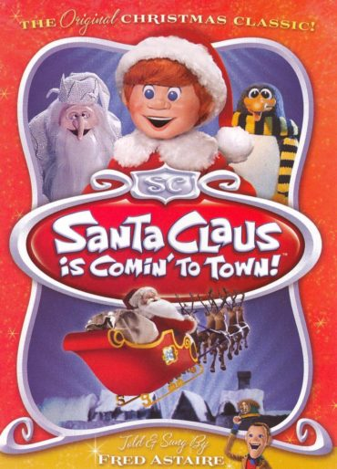 Santa Claus Is Comin' to Town Font