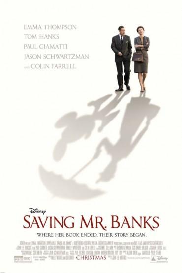 Saving Mr. Banks Font