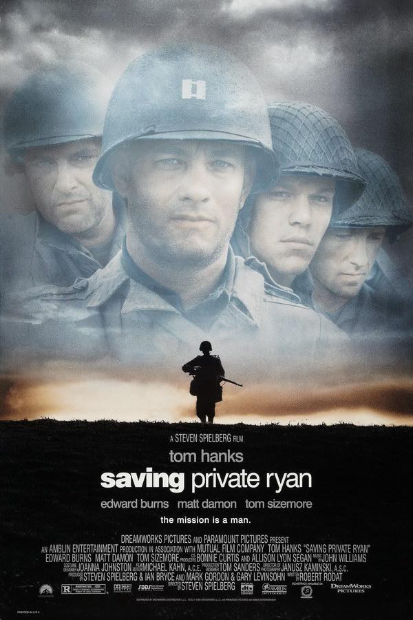Saving Private Ryan Font