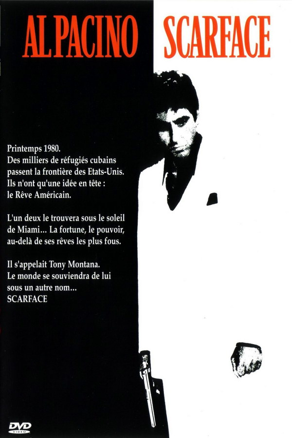 scarface font and scarface poster scarface font and scarface poster