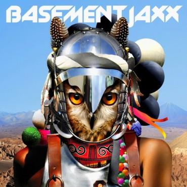 Basement Jaxx Font