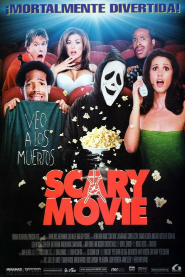 Scary Movie Font