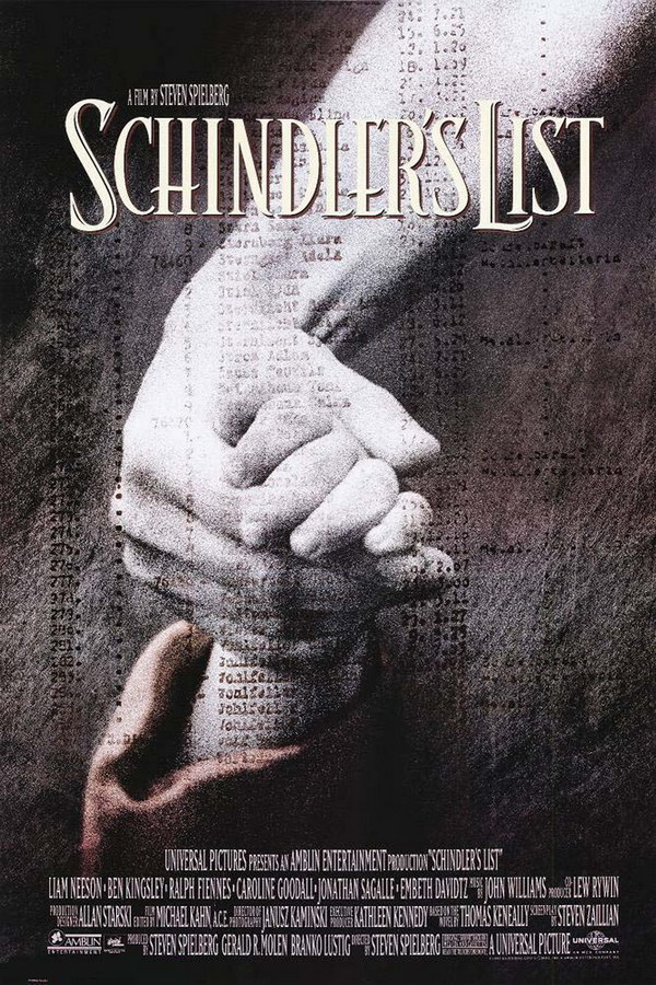 how does steven spielberg use lighting in schindlers list In schindler's list directed by steven spielberg,  the beginning of the movie starts with a set of hands lighting  a report on schindlers list thomas.