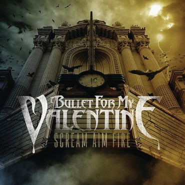 Bullet for My Valentine Font