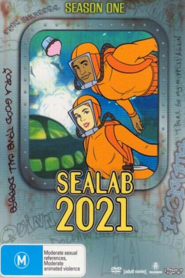 Sealab 2021 Font