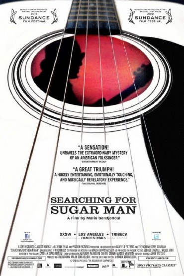 Searching for Sugar Man Font