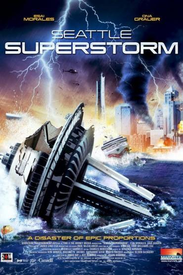 Seattle Superstorm Font
