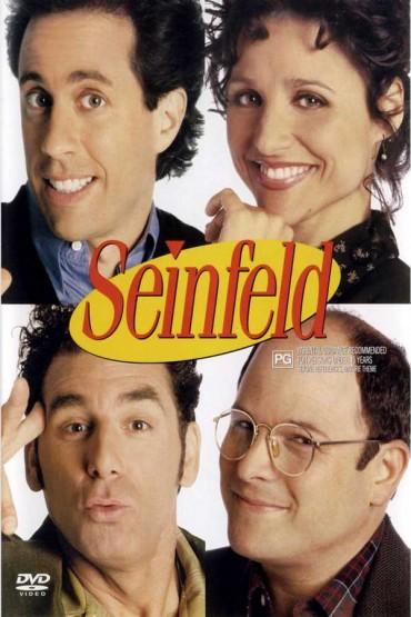 Seinfeld Font