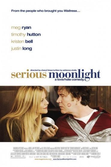 Serious Moonlight Font
