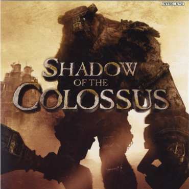 Shadow of the Colossus Font