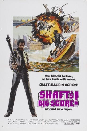 Shaft's Big Score Font