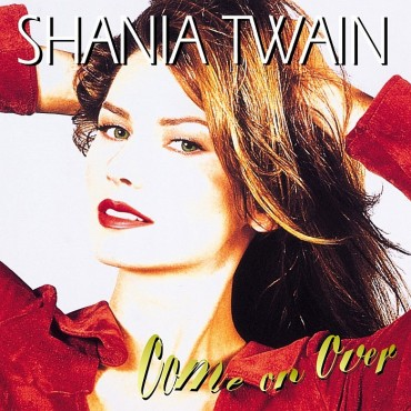 Shania Twain Font