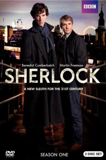 Sherlock-Schriftart
