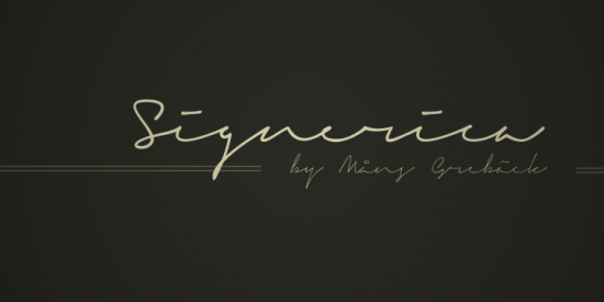 Signature Fonts - Signature Maker