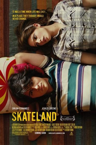 Skateland Font