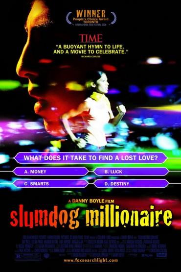 Slumdog Millionaire Font