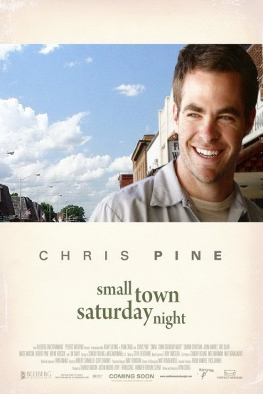 Small Town Saturday Night Font