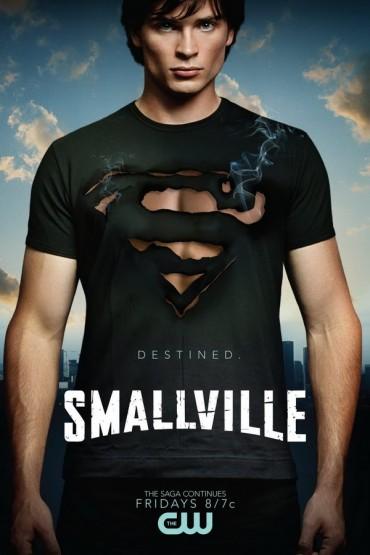 Smallville Font