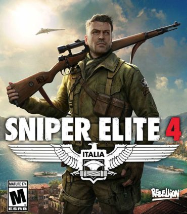 Sniper Elite 4 Font