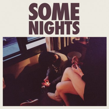 Some Nights Font
