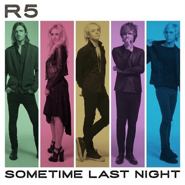 Sometime Last Night (R5) Font