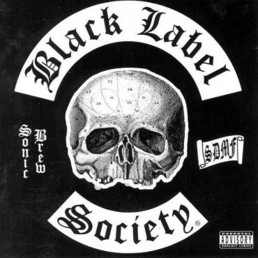 Black Label Society Font