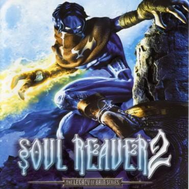 Soul Reaver 2 Font